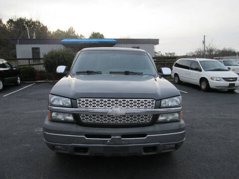 2003 Chevrolet Silverado 1500 for sale at Olde Mill Motors in Angier NC