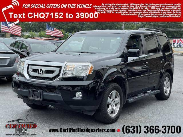 2009 Honda Pilot for sale at CERTIFIED HEADQUARTERS in Saint James NY