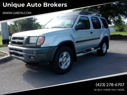 2001 Nissan Xterra for sale at Unique Auto Brokers in Kingsport TN