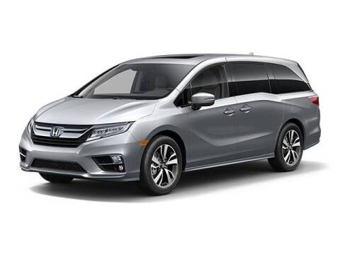 2019 Honda Odyssey for sale at West Motor Company in Hyde Park UT