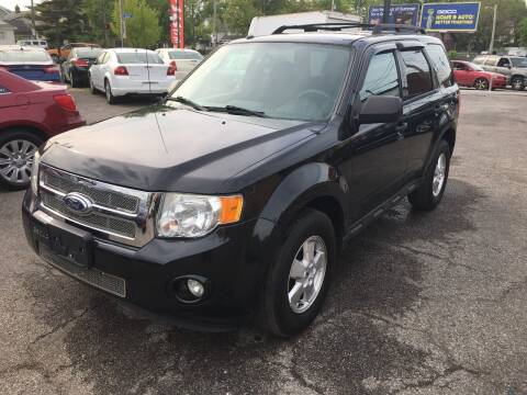 2011 Ford Escape for sale at Payless Auto Sales LLC in Cleveland OH