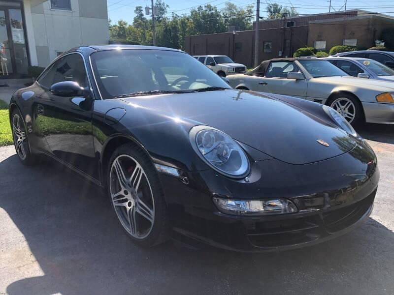 2008 Porsche 911 for sale at Maroun's Motors, Inc in Boardman OH