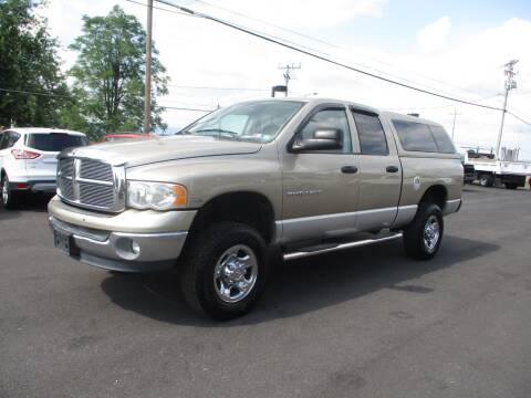 2003 Dodge Ram Pickup 2500 for sale at FINAL DRIVE AUTO SALES INC in Shippensburg PA