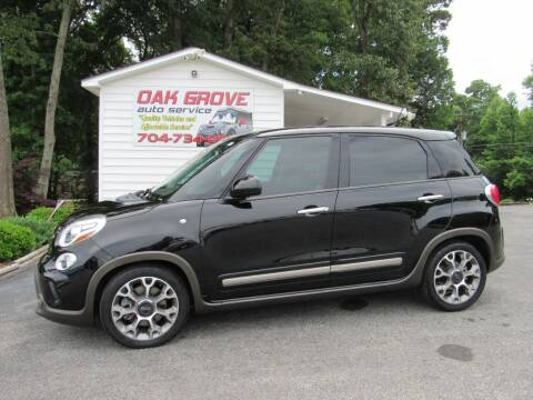 2014 FIAT 500L for sale at Oak Grove Auto Sales in Kings Mountain NC