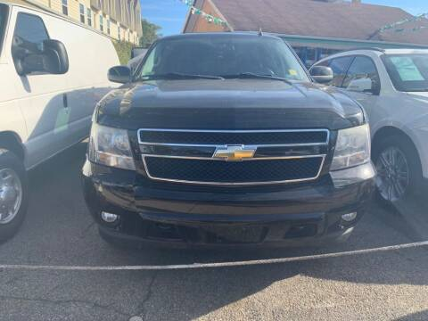 2009 Chevrolet Suburban for sale at Park Avenue Auto Lot Inc in Linden NJ