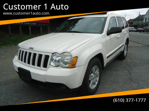 2008 Jeep Grand Cherokee for sale at Customer 1 Auto in Lehighton PA