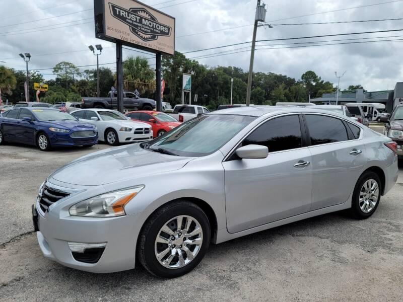 2014 Nissan Altima for sale at Trust Motors in Jacksonville FL