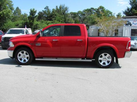 2016 RAM Ram Pickup 1500 for sale at Pure 1 Auto in New Bern NC