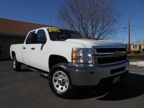 2013 Chevrolet Silverado 3500HD for sale at McKenna Motors in Union Gap WA