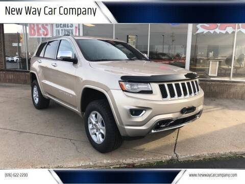 2014 Jeep Grand Cherokee for sale at New Way Car Company in Grand Rapids MI