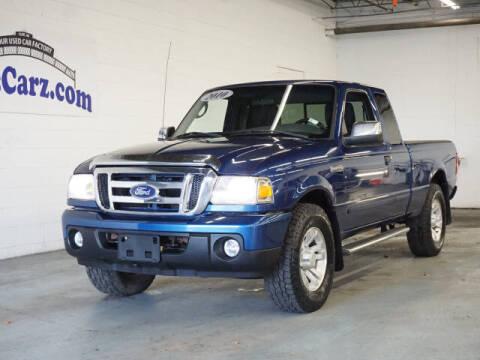 2010 Ford Ranger for sale at JOELSCARZ.COM in Flushing MI