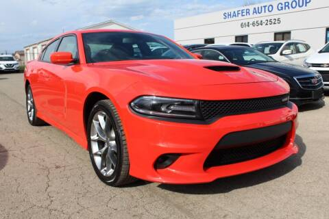 2020 Dodge Charger for sale at SHAFER AUTO GROUP in Columbus OH