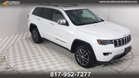 2017 Jeep Grand Cherokee for sale at Excellence Auto Direct in Euless TX