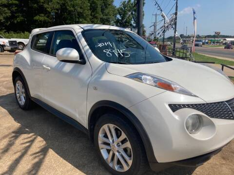2014 Nissan JUKE for sale at Peppard Autoplex in Nacogdoches TX