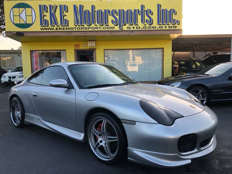 2003 Porsche 911 for sale at EKE Motorsports Inc. in El Cerrito CA