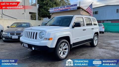 2013 Jeep Patriot for sale at San Diego Auto Traders in San Diego CA