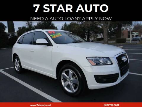 2009 Audi Q5 for sale at 7 STAR AUTO in Sacramento CA