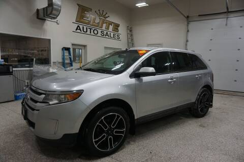 2013 Ford Edge for sale at Elite Auto Sales in Idaho Falls ID
