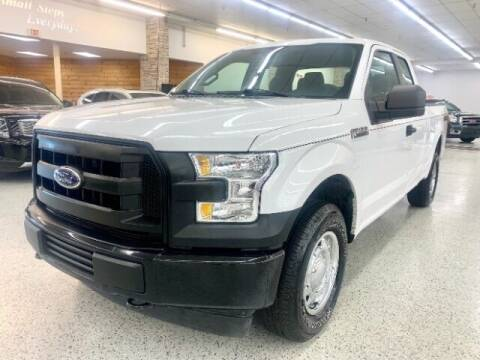 2017 Ford F-150 for sale at Dixie Motors in Fairfield OH