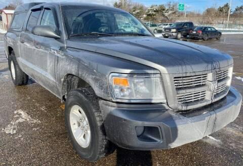 2010 Dodge Dakota for sale at KRIS RADIO QUALITY KARS INC in Mansfield OH