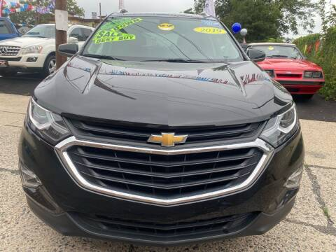 2019 Chevrolet Equinox for sale at Best Cars R Us in Plainfield NJ