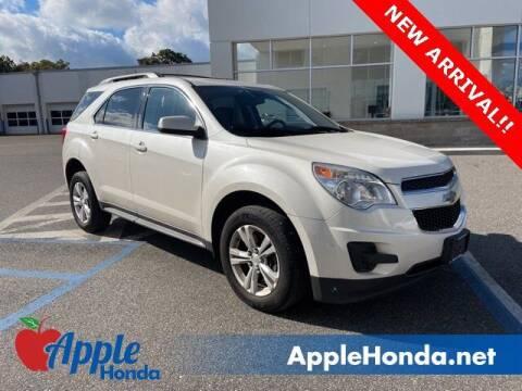 2015 Chevrolet Equinox for sale at APPLE HONDA in Riverhead NY