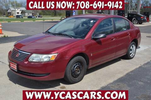 2006 Saturn Ion for sale at Your Choice Autos - Crestwood in Crestwood IL