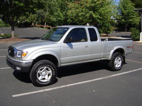 2004 Toyota Tacoma for sale at Western Auto Brokers in Lynnwood WA