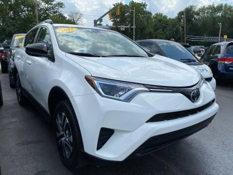 2017 Toyota RAV4 for sale at WOLF'S ELITE AUTOS in Wilmington DE