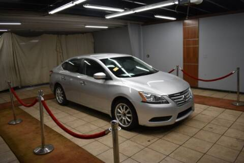2015 Nissan Sentra for sale at Adams Auto Group Inc. in Charlotte NC