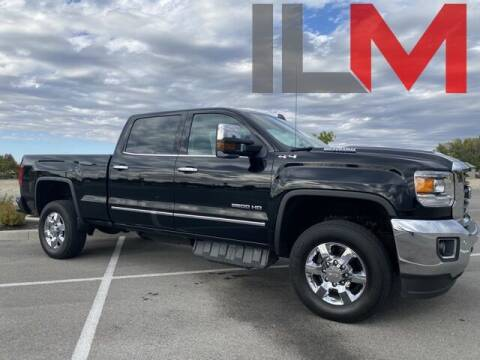 2019 GMC Sierra 2500HD for sale at INDY LUXURY MOTORSPORTS in Fishers IN