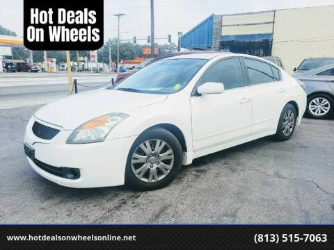 2009 Nissan Altima for sale at Hot Deals On Wheels in Tampa FL