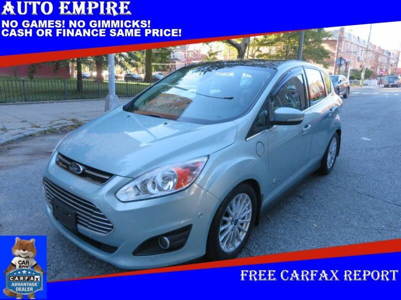 2014 Ford C-MAX Energi for sale at Auto Empire in Brooklyn NY
