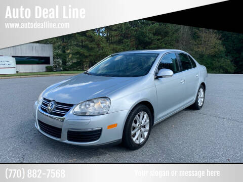 2010 Volkswagen Jetta for sale at Auto Deal Line in Alpharetta GA