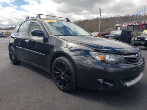2011 Subaru Impreza for sale at Elk Avenue Auto Brokers in Elizabethton TN