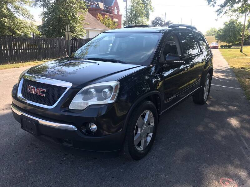 2008 GMC Acadia for sale at Eddie's Auto Sales in Jeffersonville IN