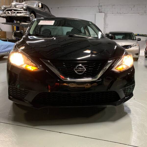 2017 Nissan Sentra for sale at GROUP AUTO IMPORT & EXPORT in Newark NJ