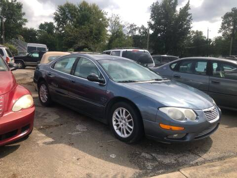 2002 Chrysler 300M for sale at AFFORDABLE USED CARS in Richmond VA