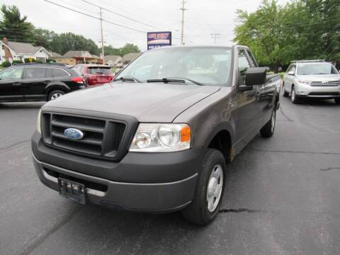 2008 Ford F-150 for sale at Lake County Auto Sales in Painesville OH