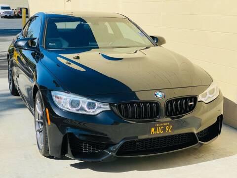 2015 BMW M4 for sale at Auto Zoom 916 Rancho Cordova in Rancho Cordova CA