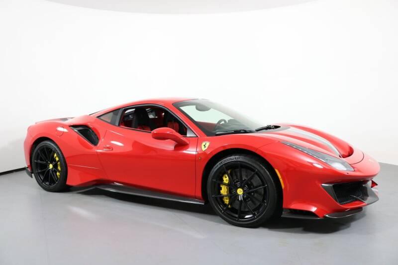2019 Ferrari 488 Pista for sale in Mill Valley, CA