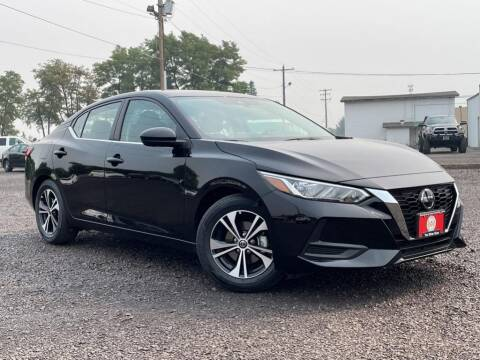 2021 Nissan Sentra for sale at The Other Guys Auto Sales in Island City OR