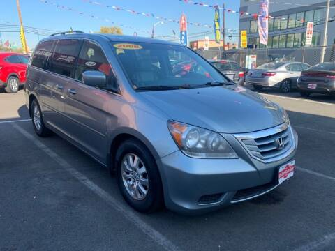 2008 Honda Odyssey for sale at United Auto Sales of Newark in Newark NJ
