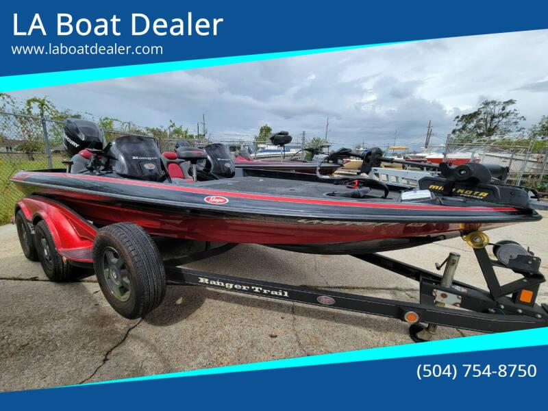 2008 Ranger 198VX for sale at LA Boat Dealer - Bass Boats in Metairie LA