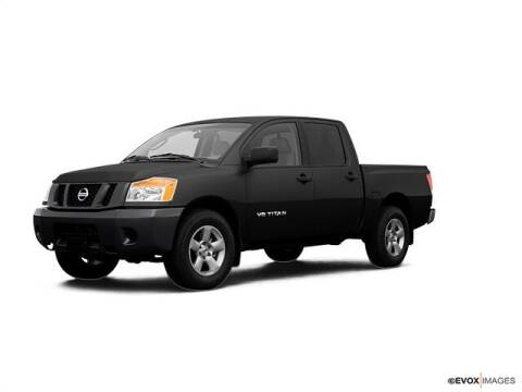 2008 Nissan Titan for sale at Jamerson Auto Sales in Anderson IN