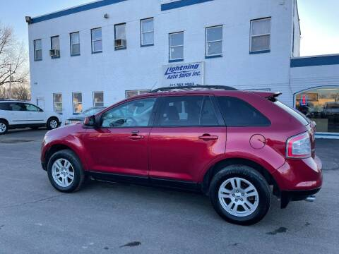 2007 Ford Edge for sale at Lightning Auto Sales in Springfield IL