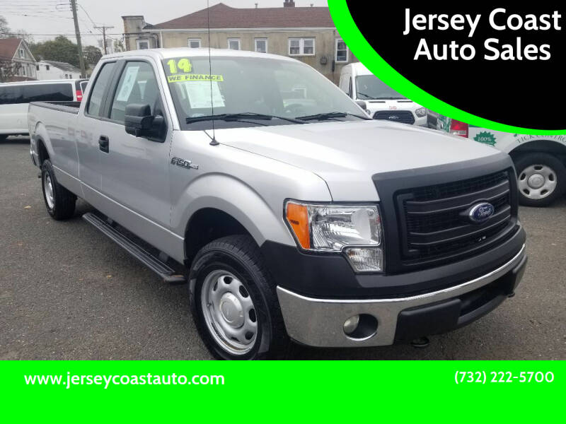 2014 Ford F-150 for sale at Jersey Coast Auto Sales in Long Branch NJ