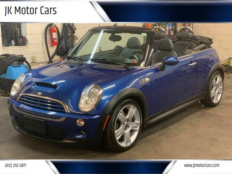 2006 MINI Cooper for sale at JK Motor Cars in Pittsburgh PA
