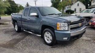 2008 Chevrolet Silverado 1500 for sale at Motor House in Alden NY
