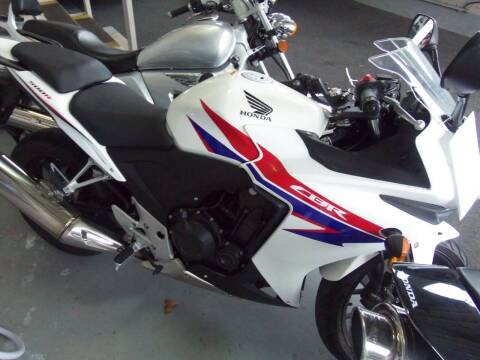 2013 Honda CBR 500 RD for sale at Fulmer Auto Cycle Sales - Fulmer Auto Sales in Easton PA